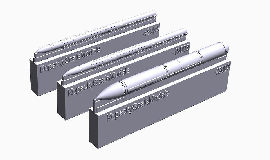 48003 F-15 Antena/ballast