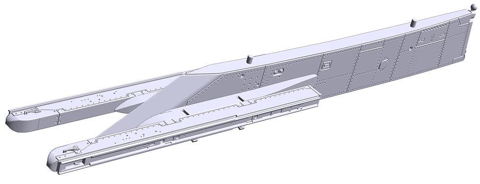 32007 F-15 late Pylons+rails (TAMIYA)