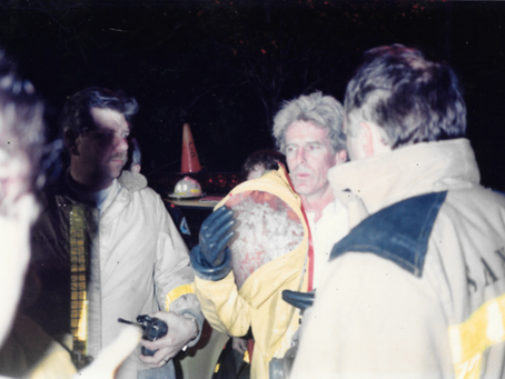 Meet Tom Scully: Safety Pioneer, Former Fire Captain, and Booster's HazMat Expert