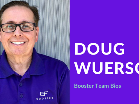 Meet Doug: Former Booster Service Professional Welcomed on the Sales Team!