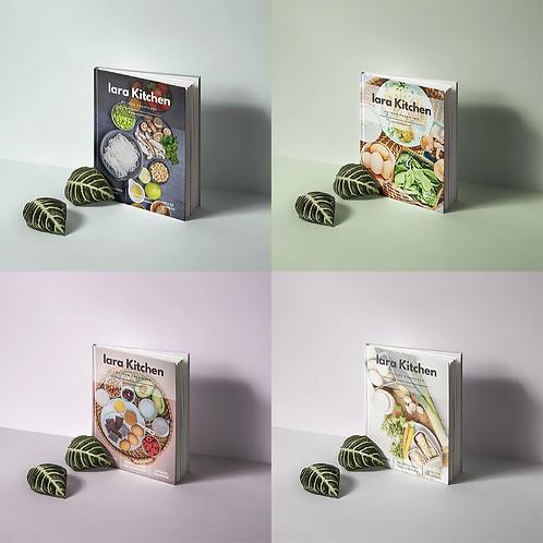 E-BOOK PACK: Compilação dos 4 Planeamentos Semanais