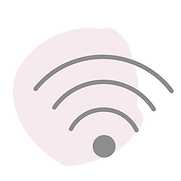 Pink Wifi Remote Icon .png