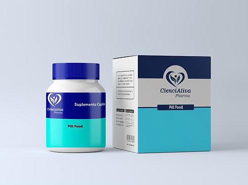 Pill Food - Suplemento Capilar 60 capsulas