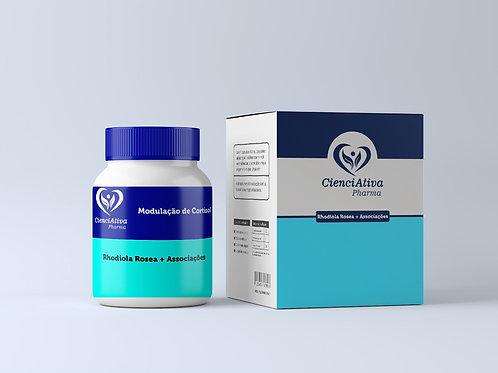 Rhodiola Rosea - Modulação de Cortisol