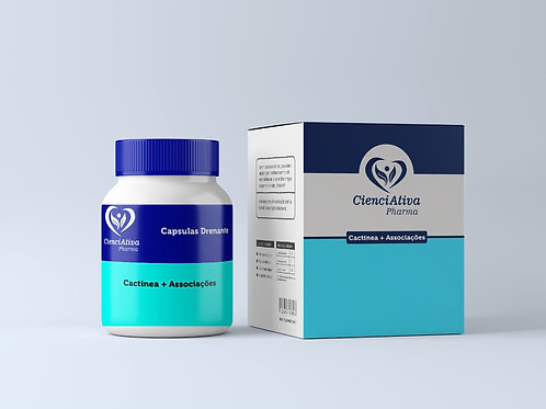 Cactinea -Capsulas Drenante