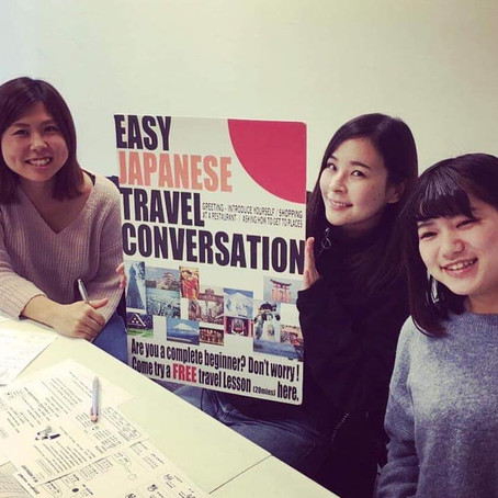 Workshop introduction #20: Travel Conversation for beginners