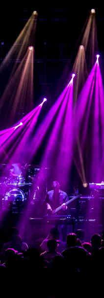 AV Stage & Lighting