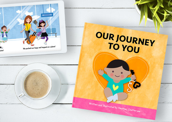 Our Journey to You: An Adoption Story