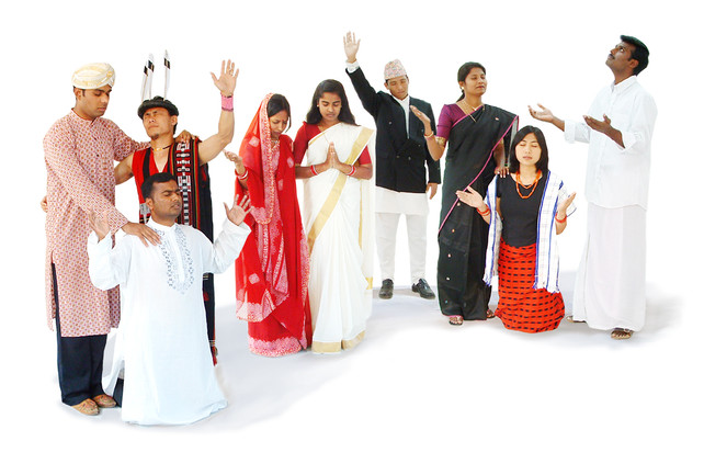 Praying Cultures of India