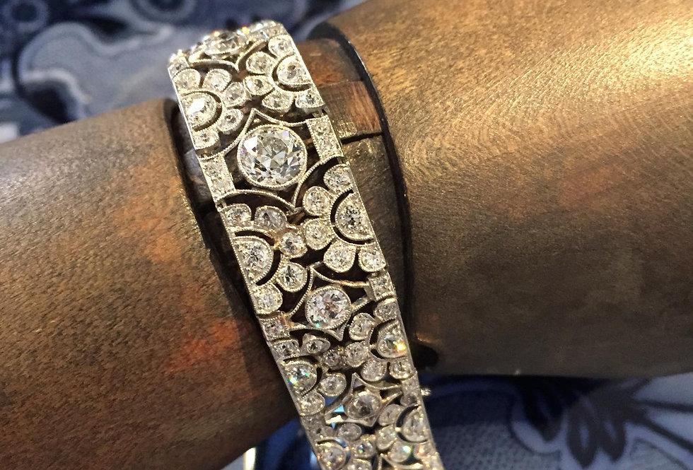 Diamond deco bracelet