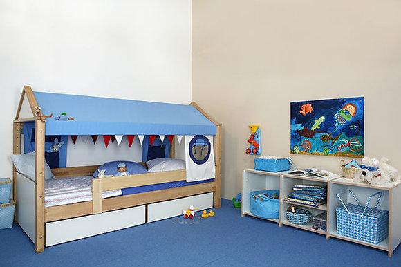 De Breuyn Chambre Delite maison bleue