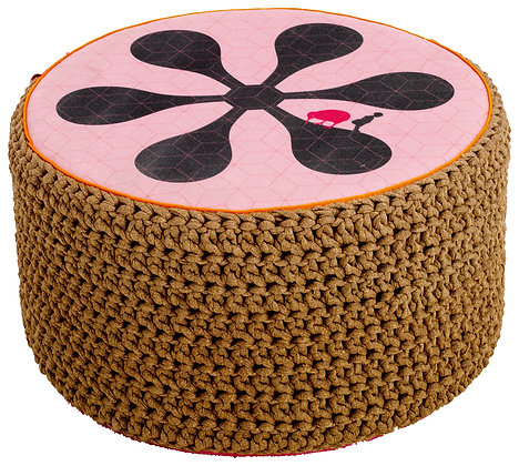 Lifetime Wonderland Pouf