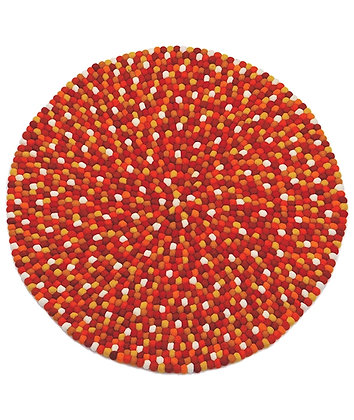 Lilipinso Boule Tapis rond