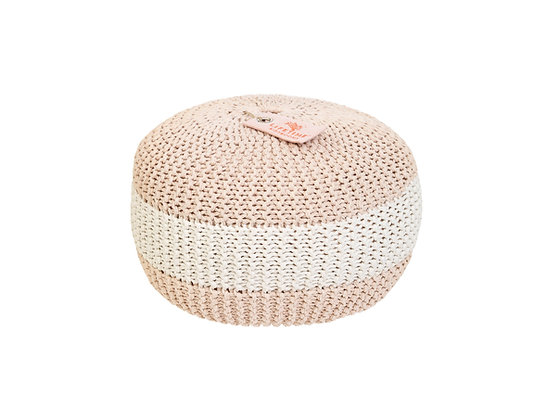 Lifetime Sugar Pie Pouf Crochet