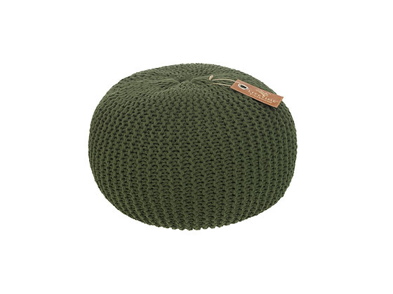 Lifetime Adventure Pouf Crochet