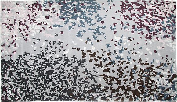Toulemonde Bochart Confettis Tapis