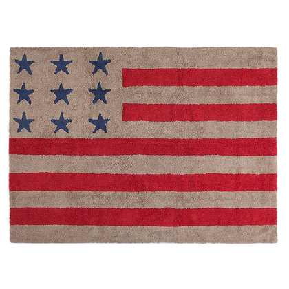 Lorena Canals US Flag