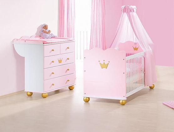 Pinolino Princesse Karolin Chambre bébé