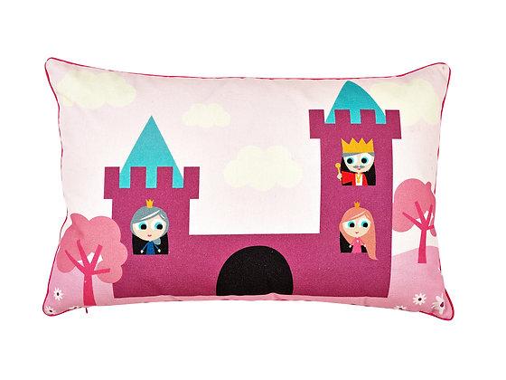 Lifetime Princesse Coussin Chateau