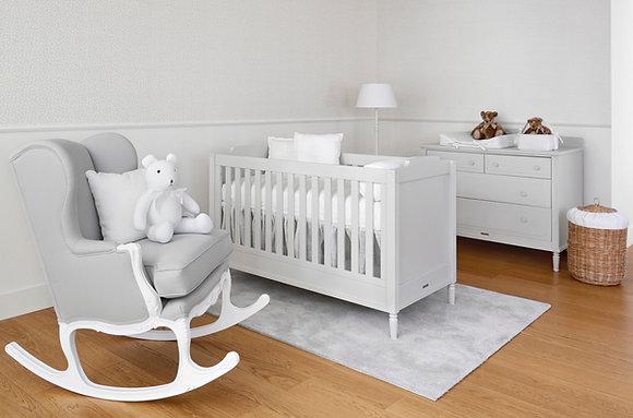 Theophile et Patachou Louis chambre bébé