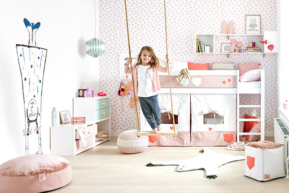 Lifetime Sugar Pie Chambre enfant
