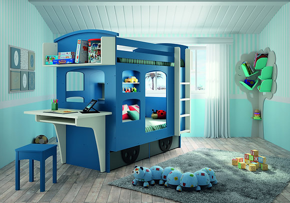 Mathy by Bols Train Chambre enfant
