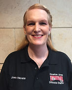 houston area volleyball officials HAVOC Chapter president Joanie Havens