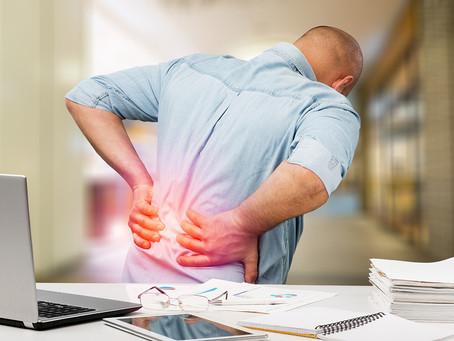 Diga adeus a dor nas costas com a Quiropraxia