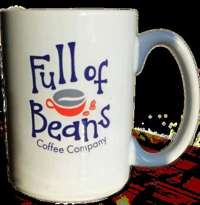 Full of Beans Coffee Mug