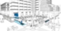 TOD Public Spaces Transit Amenities