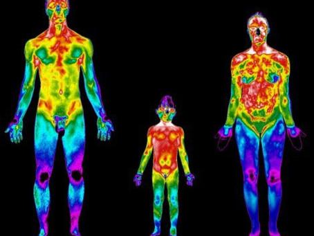 Termografia | O exame que visualiza sua dor