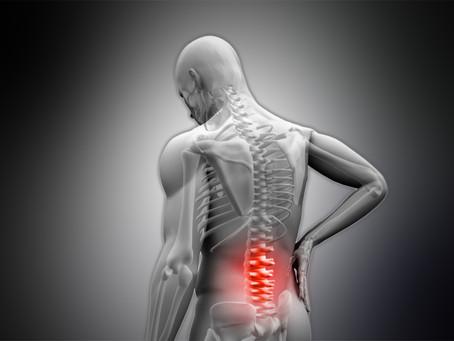 Lombalgia - Você sofre de dores nas costas?