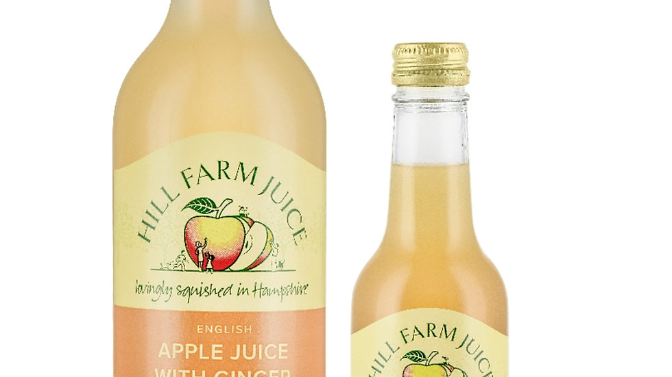 Apple juice with ginger 750ml x1