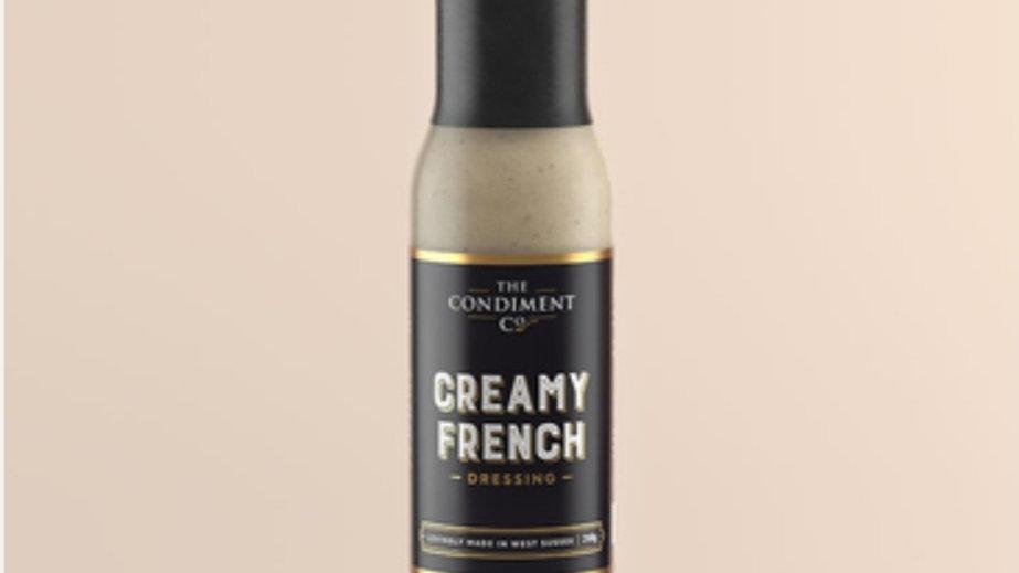 Creamy French dressing 230g