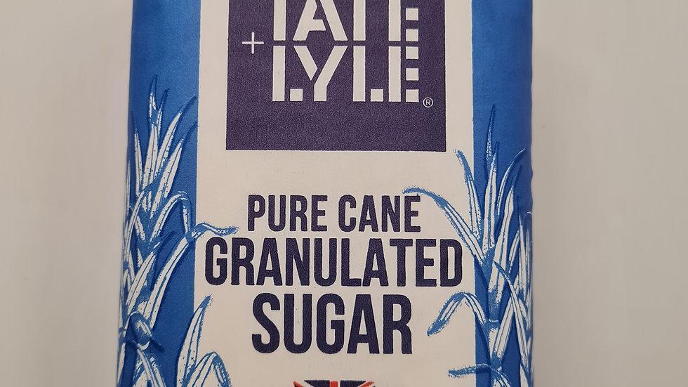 Tate Lyal granulated white sugar x1kg