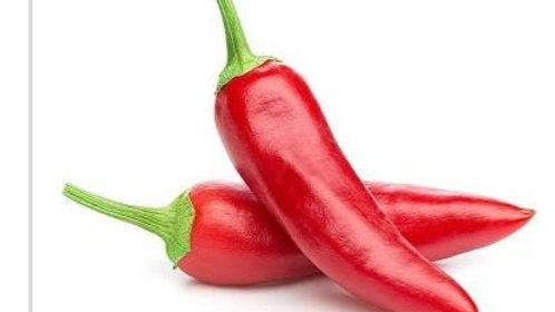 Red chilli x5