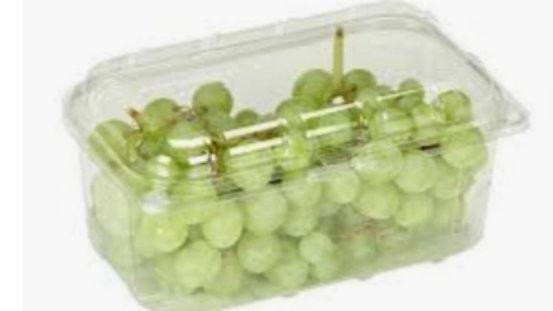 Box green grape x1 punnet