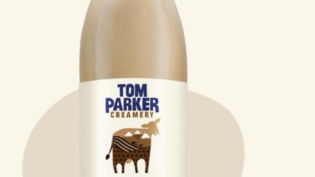 Tom Parker iced coffee milkshake 500ml