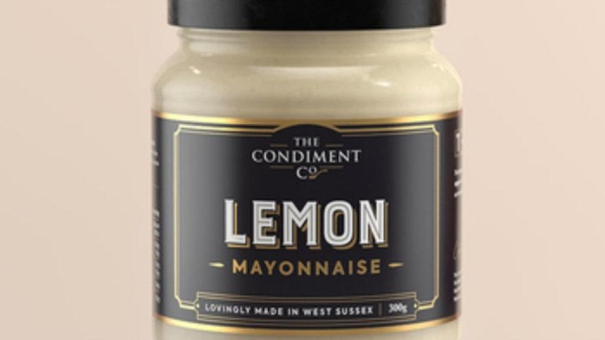Lemon mayonnaise 300g