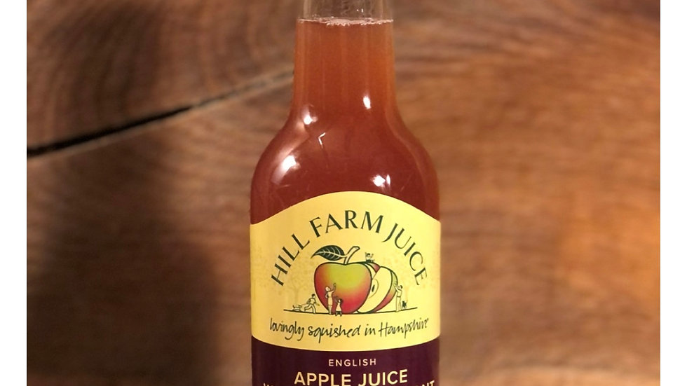 SPECIAL OFFER apple and blackcurrant juice 250ml X2 bottles