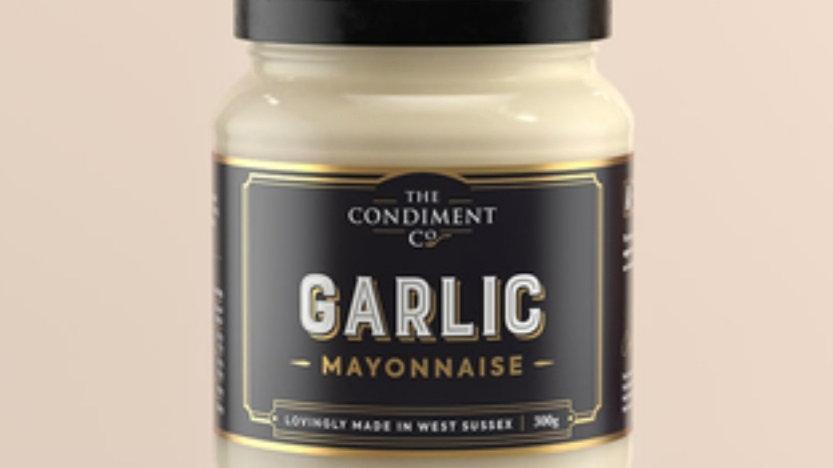 Garlic  mayonnaise 300g