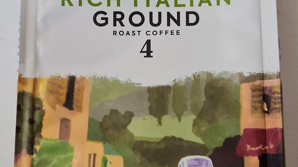 Taylors of Harrogate Italian ground coffee(4)227g
