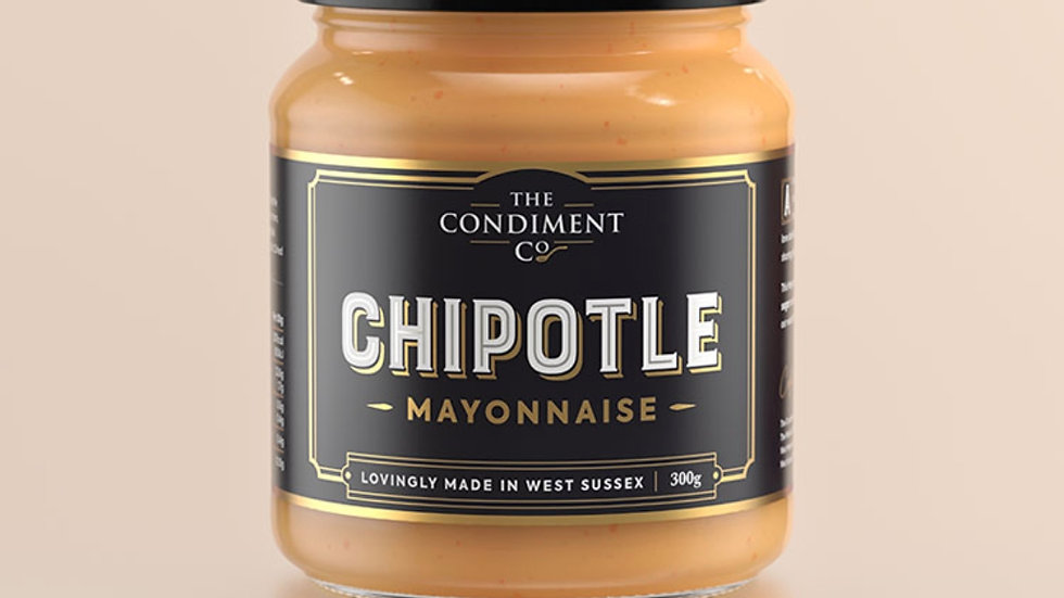 Chipotle mayonnaise 300g