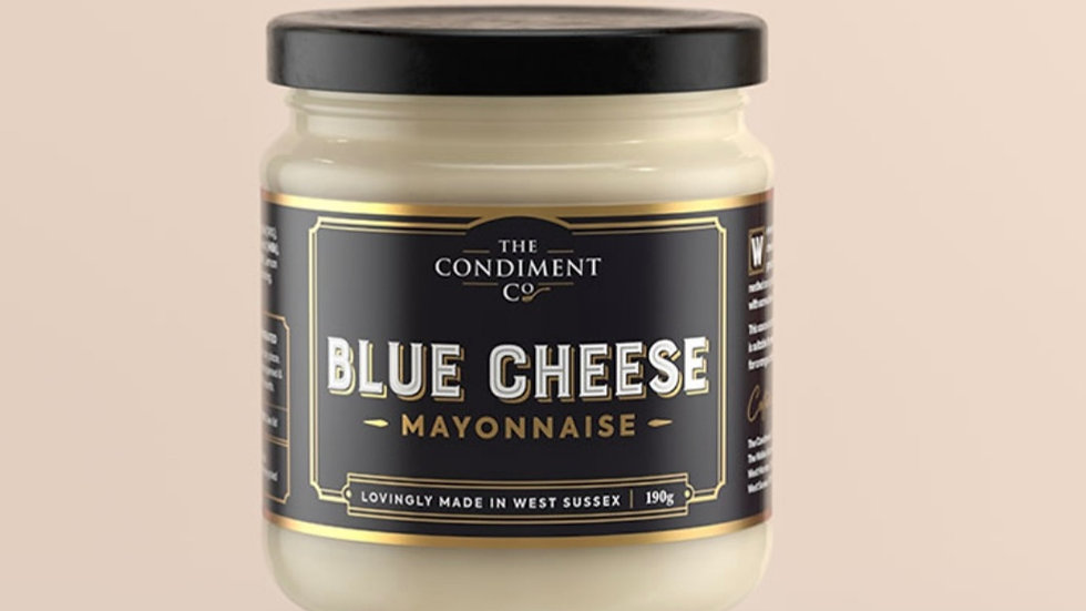 Blue cheese mayonnaise 190g