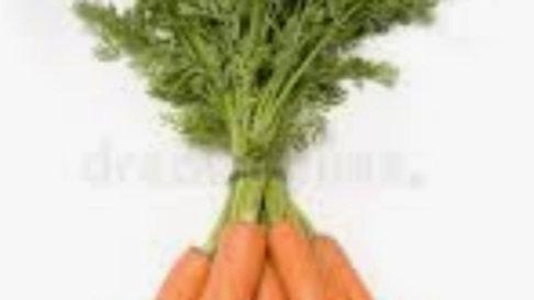 Bunch carrott x1 bunch