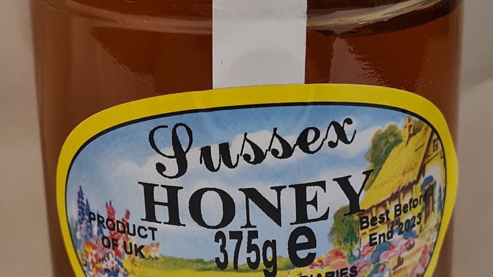 Clear honey