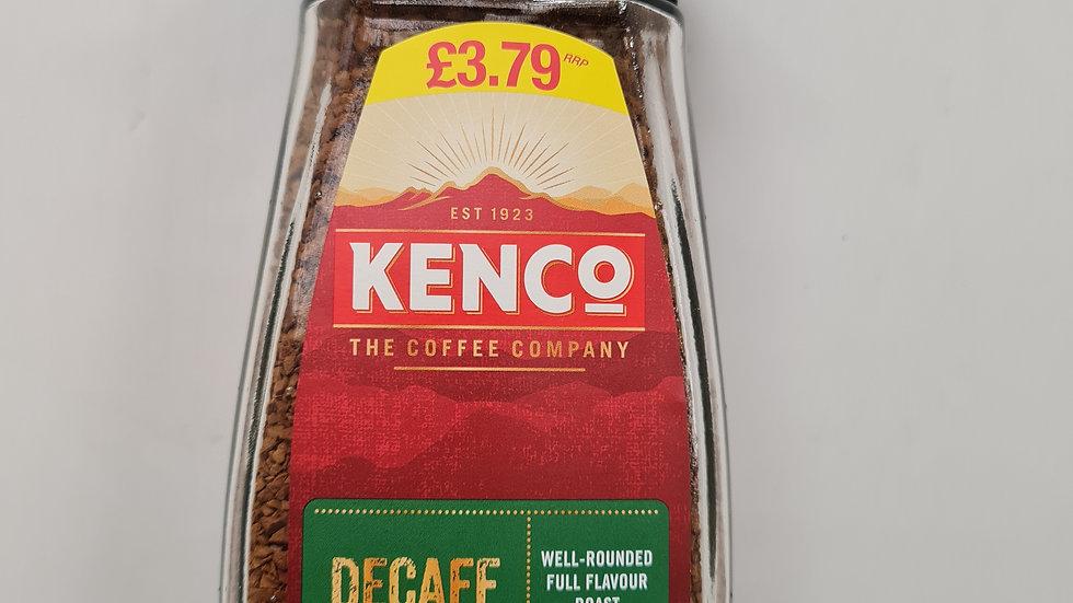 Kendo coffee Decaffeinated 100g