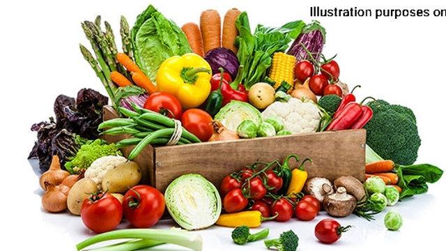 Very Veggie Box