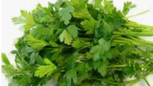 Fresh flat leaf parsley ×1(large bunch)