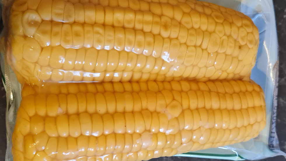 Sweet corn x1 pre-packed